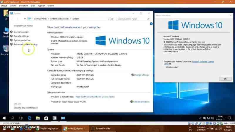 So sánh Windows 10 Home vs Pro vs Single Language (SL) - Hỗ