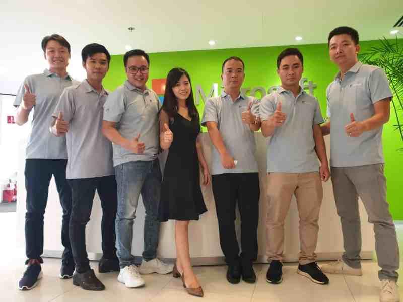 Microsoft Training Team