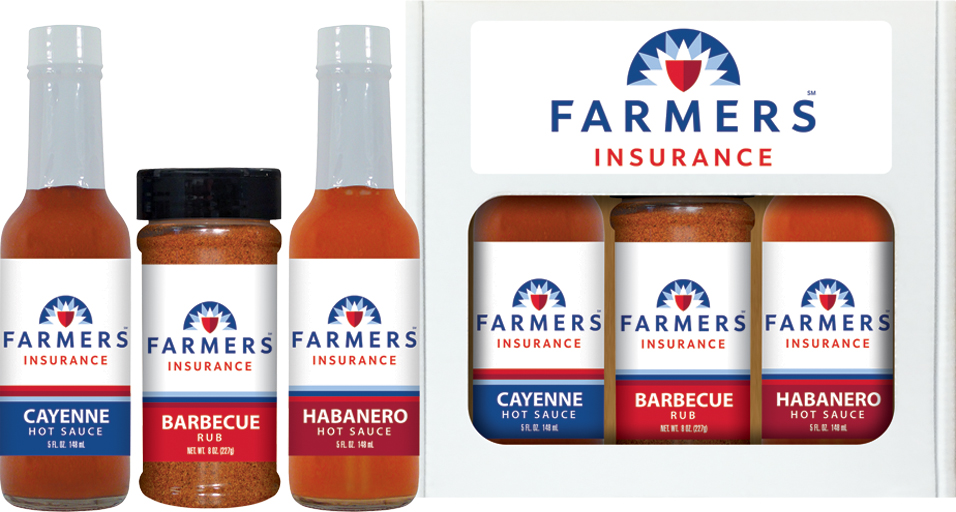 3HSR - Two Pack Combo - Insurance - Farmers