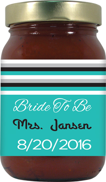 BBQ16 - Barbecue Sauce (16oz) - Bridal Shower
