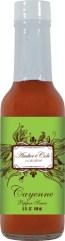 HS5C - Cayenne Hot Sauce (5oz) - Wedding Favor