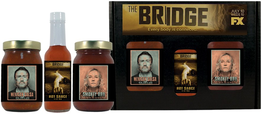 GGP - Gourmet Gift Pack - Entertainment - The Bridge