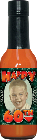 GS5BW - Buffalo Wing Sauce (5oz) - Birthday