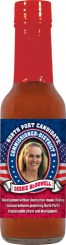 HS5G - Garlic Hot Sauce (5oz) - Candidate Election Campaign