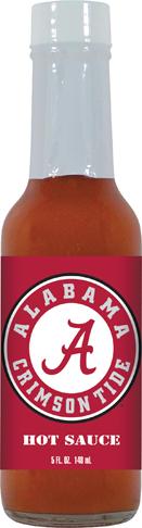 HS5C - Cayenne Hot Sauce (5oz) - Alabama Crimson Tide