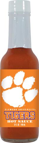 HS5C - Cayenne Hot Sauce (5oz) - Clemson Tigers