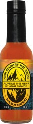 HS5H - Habanero Hot Sauce - Retail - North Carolina High Country