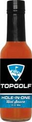 HS5H - Habanero Hot Sauce (5oz) - Top Golf