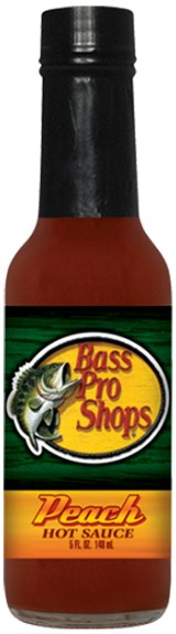 HS5P - Peach Hot Sauce (5oz) - Retail Store - Bass Pro