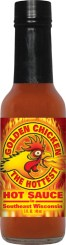HS5X - Extreme Hot Sauce (5oz) - Restaurant - Golden Chicken