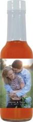 HS5H - Habanero Hot Sauce (5oz) - Wedding Favor