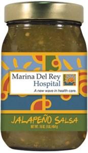 SJ - Jalapeno Salsa (16oz) - Hospital - Marina Del Rey