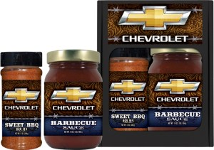 SPR - Snack Pack w/Dry Rub - Chevrolet