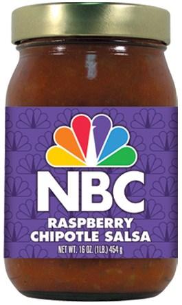 S16R - Raspberry Chipotle Salsa (16oz) - Media - NBC