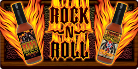 Rock n Roll Hot Sauce