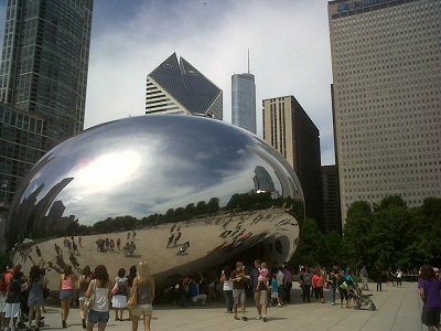 The Amazing Cloud Gate