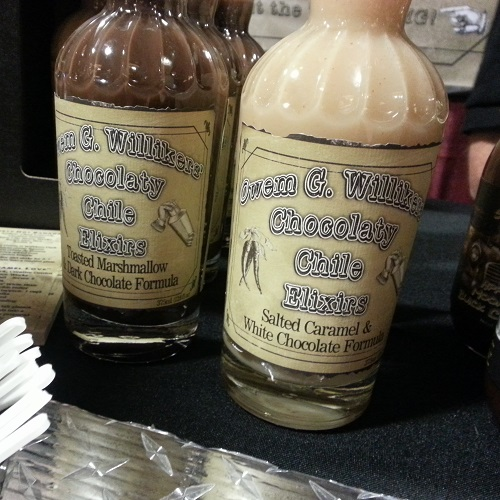Race City Sauce Works - Owen G Willikers Chocolaty Chili Elixirs