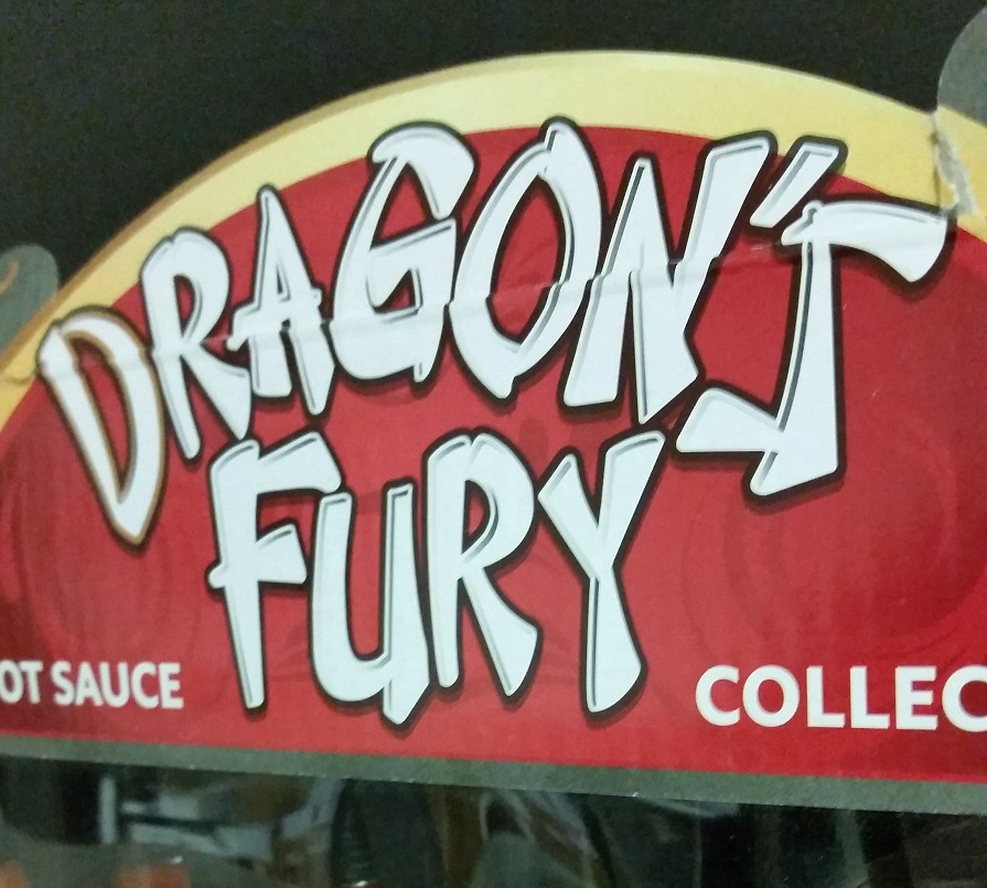 Hot Sauces #223 – 229 – Dragon's Fury Hot Sauce Collection