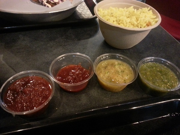 Taco Punk Hot Sauces - Hot Salsa Roja, Mild Salsa Roja, Pineapple Habanero and Salsa Verde