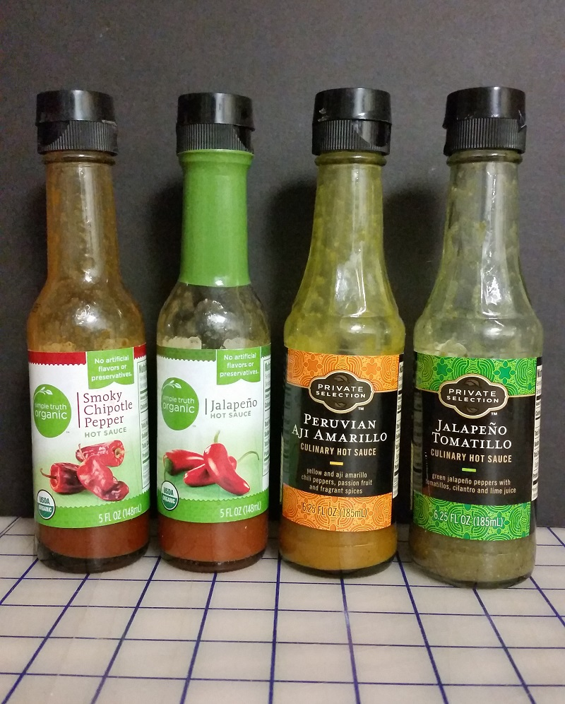 Kroger's New Hot Sauce Collection