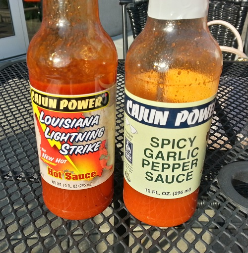 Cajun Power Louisiana Hot Sauces