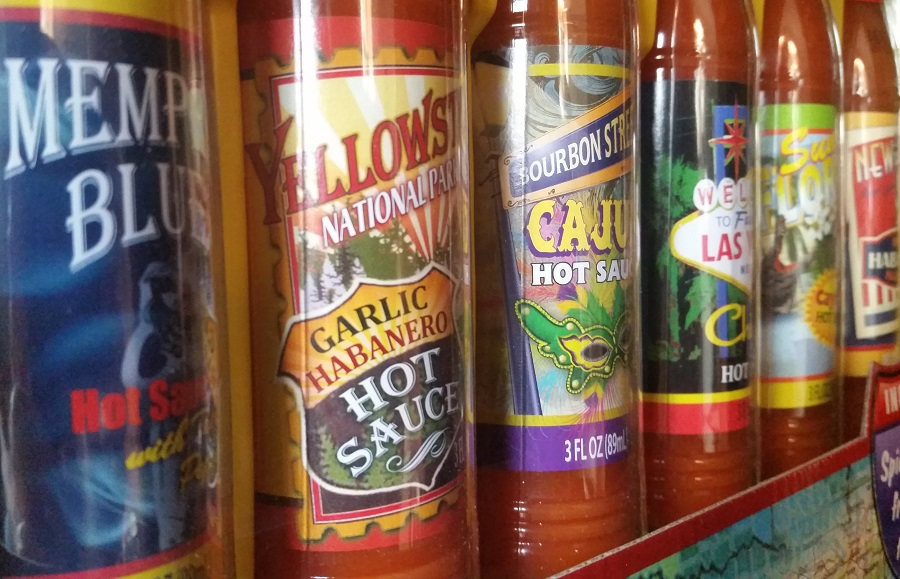 Touring America Hot Sauce Collection