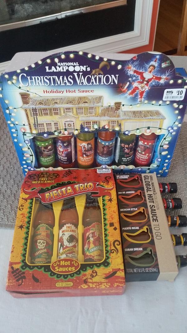 big lots christmas 2016 hot sauce collections - Big Lots Christmas