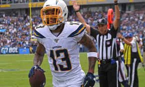 Los Angeles Chargers' Keenan Allen positioning himself as best WR