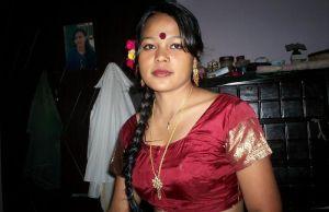 Nepali saree stripping xxx photo