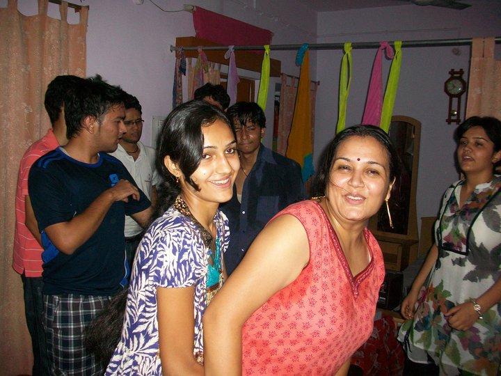 Desi Gaand Salwar Kameez