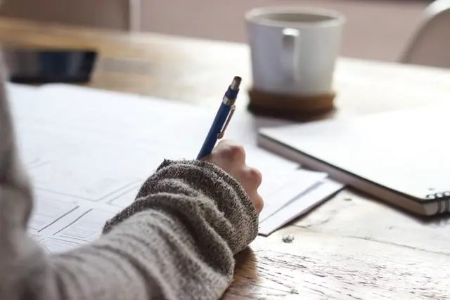 Notes Habits Study Diary
