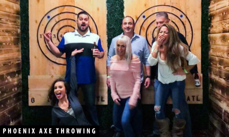 Phoenix Axe Throwing
