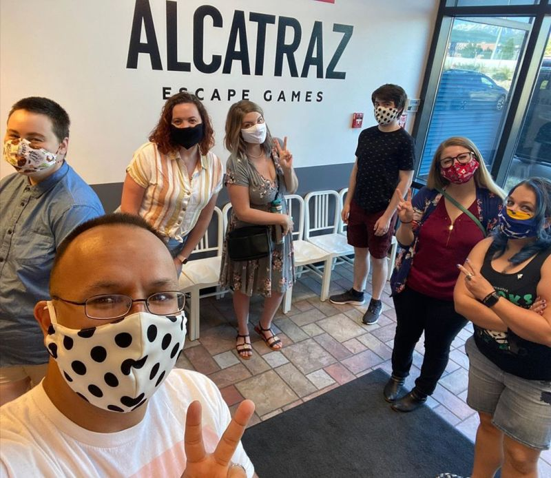 alcatraz escape gamez scottsdale arizona