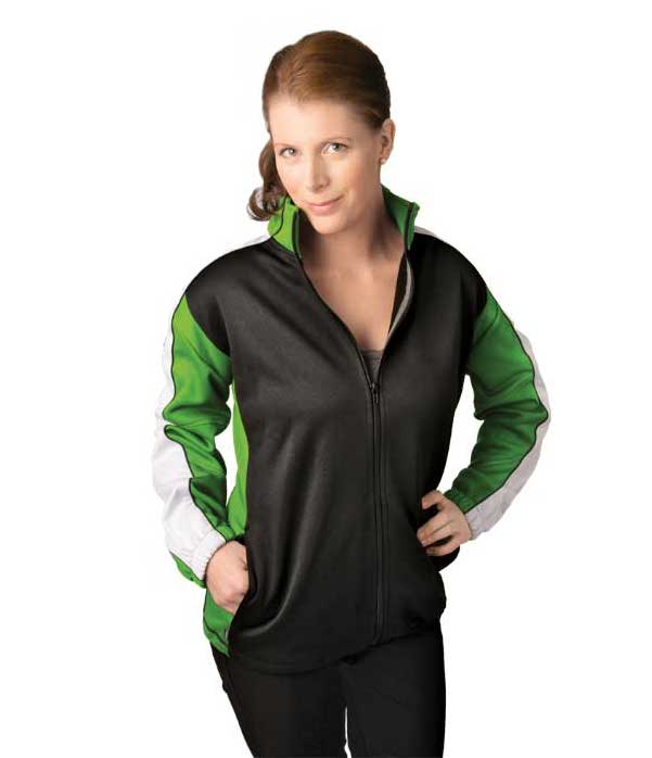 Goldline Womens Jacket - Hot Shots Curling Camp