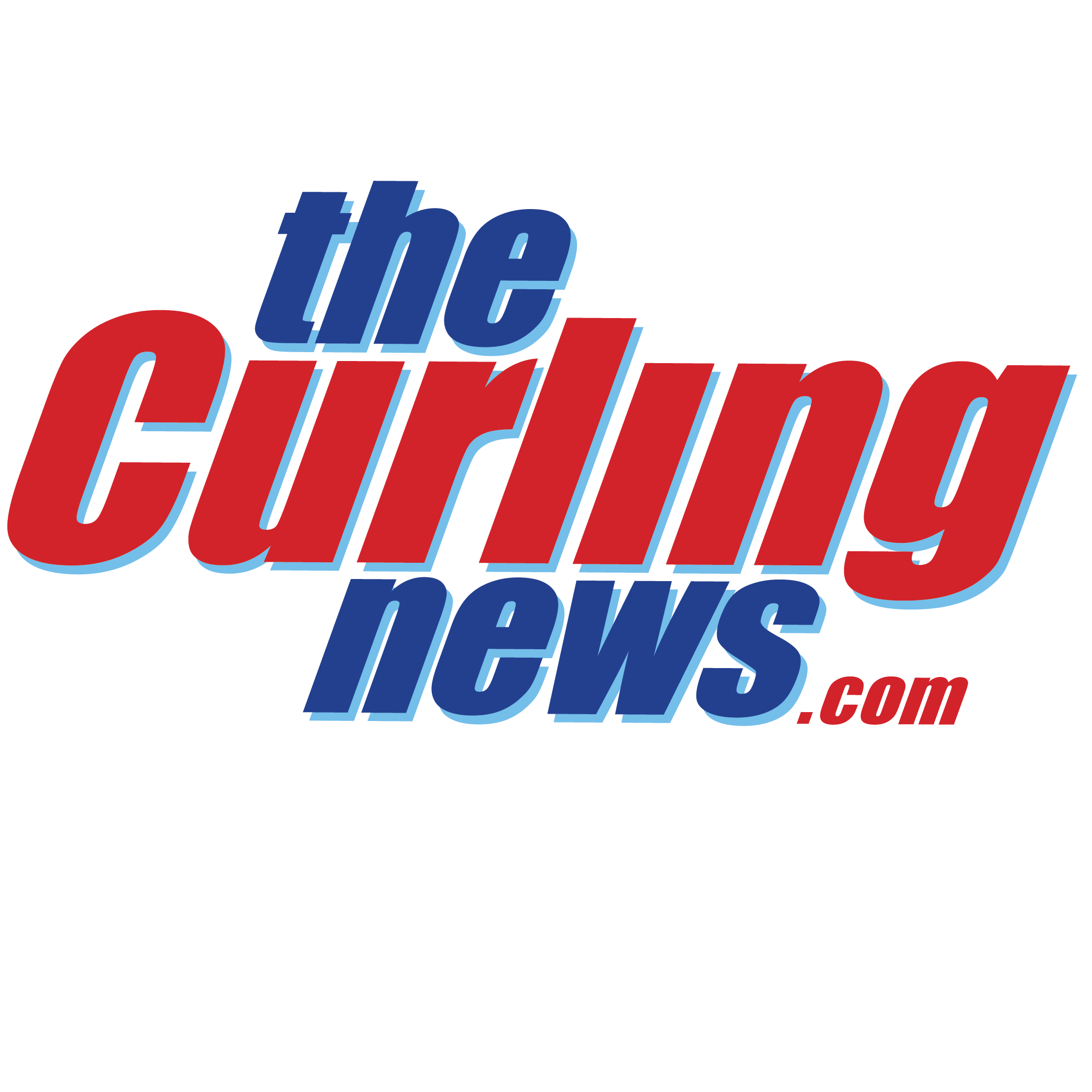 Curling News Logo - Hot Shots Curling Camp