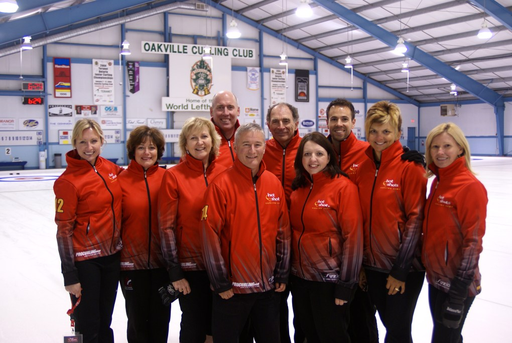 Curling Instructors - Hot Shots Curling Camp