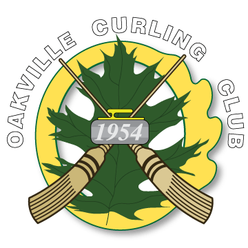 Oakville Curling Club Logo - Hot Shots Curling Camp