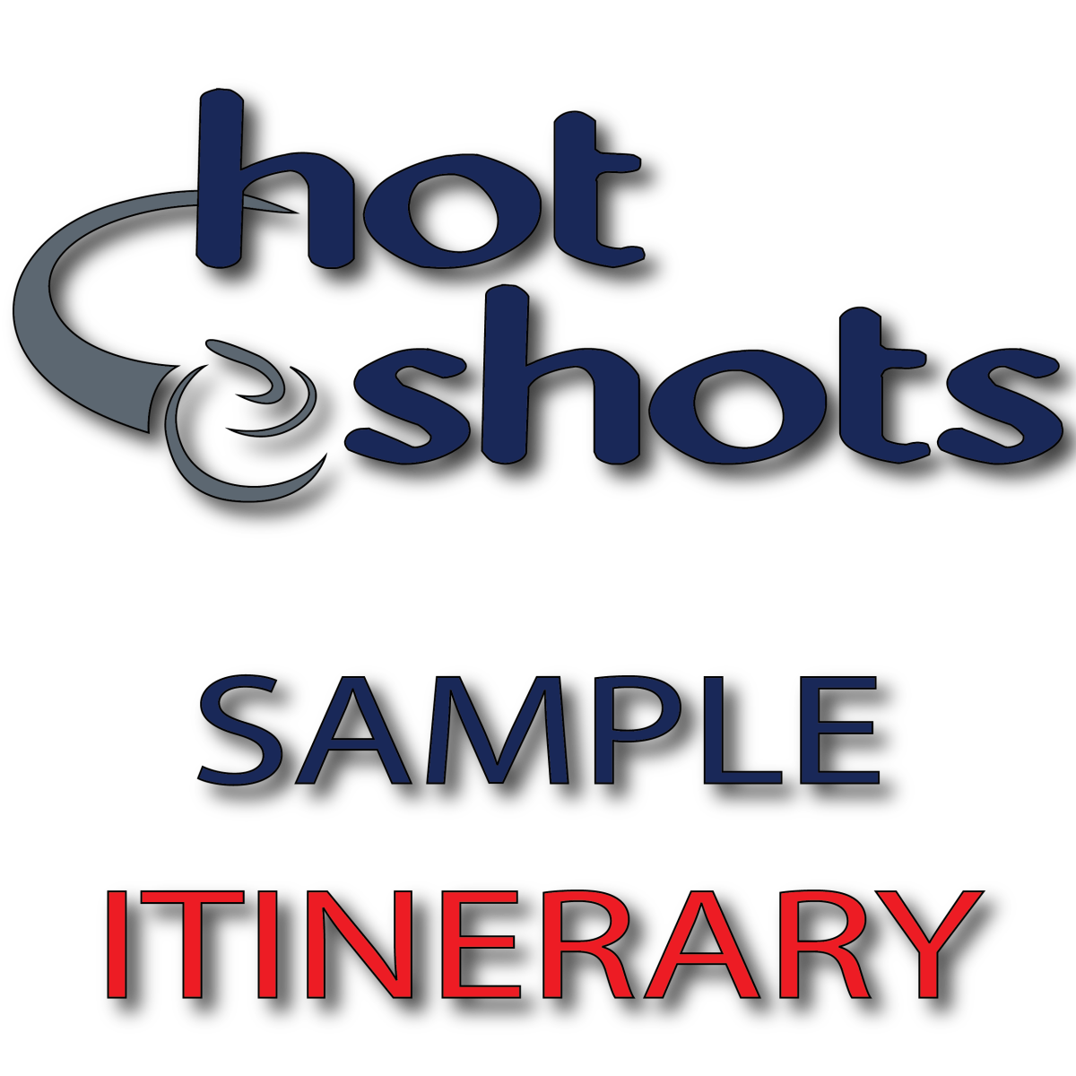 Sample Itinerary - Hot Shots Curling Camp