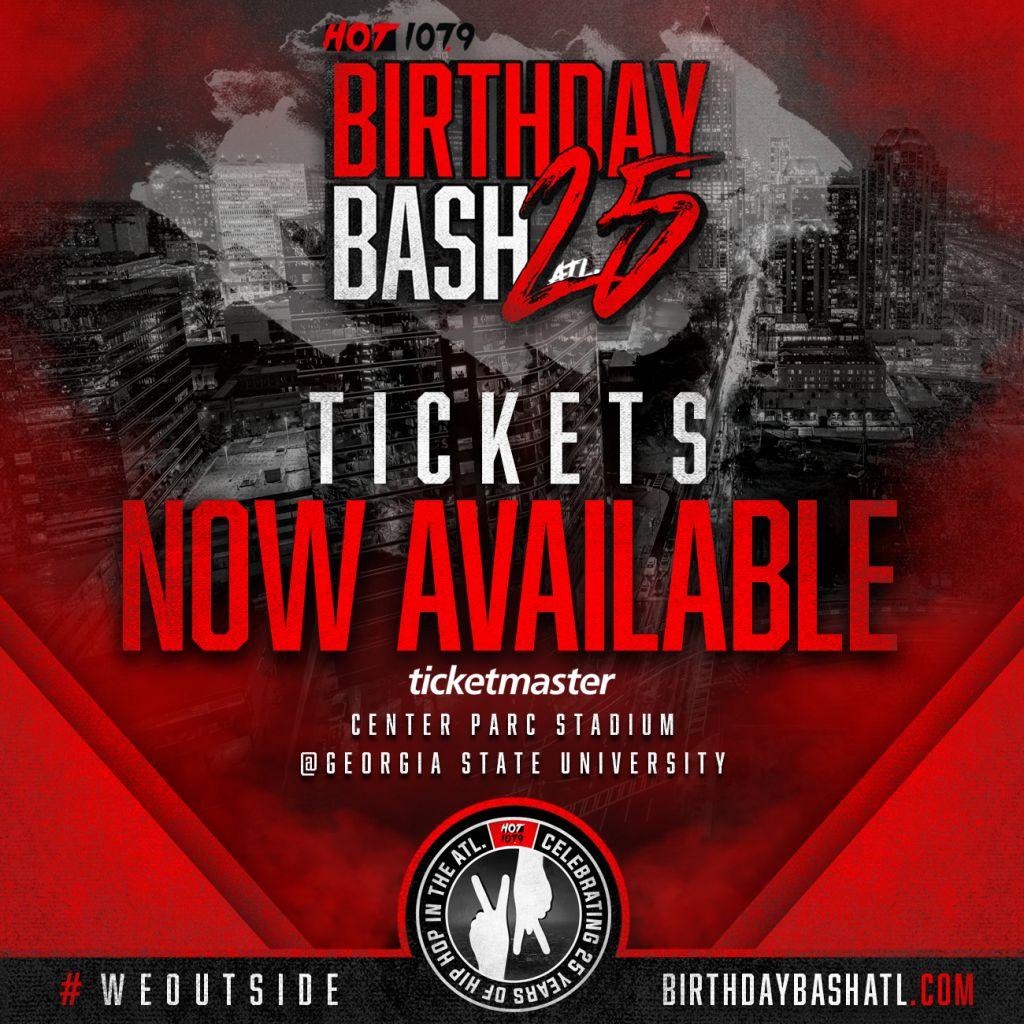Birthday Bash Hot 107 9 Hot Spot Atl