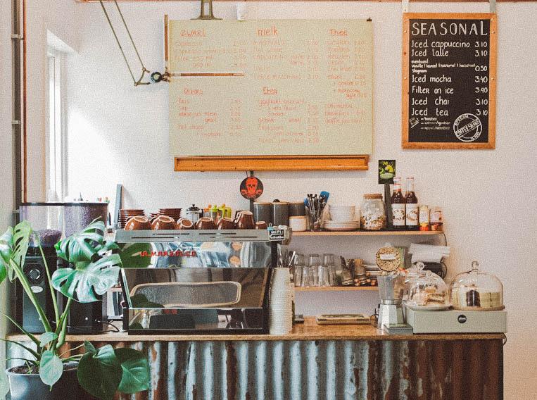 LIVINGSTONE COFFEE BAR AMERSFOORT: FIJN WOONKAMER GEVOEL IN HET CENTRUM