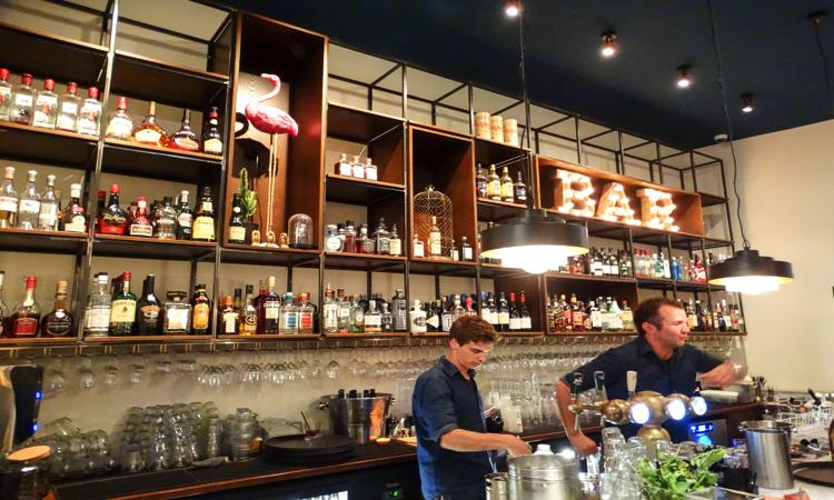 restaurant jamey Bennett Den Haag