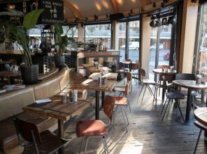 Cafe Zurich Amsterdam