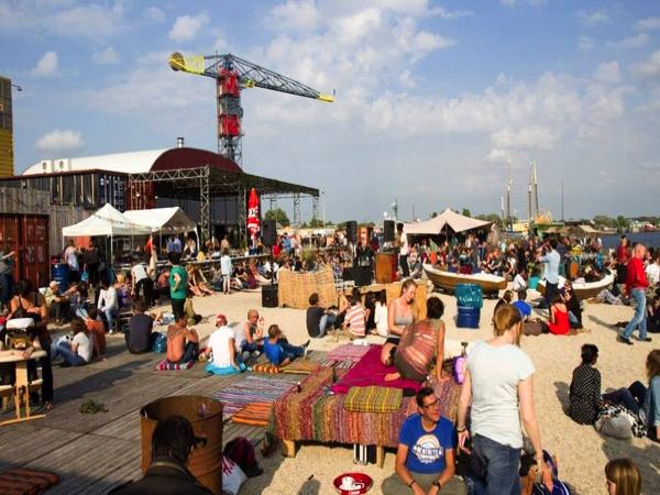 Pllek Amsterdam zomerse hotspots