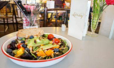 Restaurant Lunch Lapsang in Den Haag