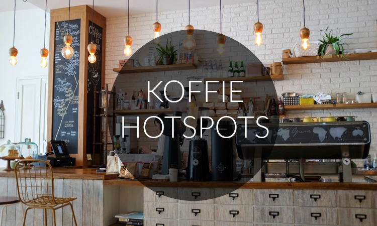 De lekkerste koffie hotspots
