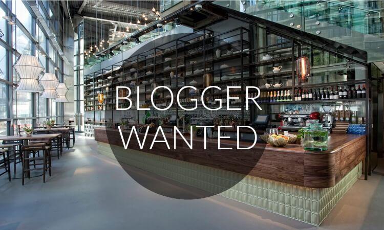 Blogger gezocht Utrecht