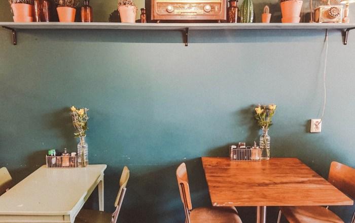 LILITH COFFEE ROTTERDAM: LEKKERSTE AMERICAN PANCAKES VAN DE STAD