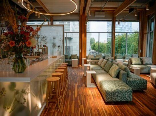 restaurant CIRCL AMSTERDAM