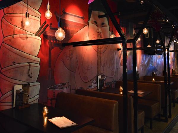 MIYAGI AND JONES UTRECHT: ASIAN GASTRO, STREETFOOD EN GIN TONICS