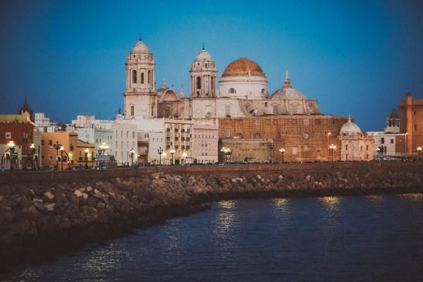 De oudste stad van West-Europa, Cadiz